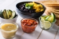 5 Minute Black Bean Dip