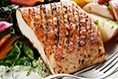 Broiled Haddock with Lemon and Spices