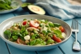 Addictive Chickpea Salad