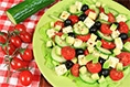 Caprese Salad with Avocado: A Low Carb Dinner for Bariatric Patients
