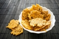 Have You Tried This High Protein Snack? Parmesan Crisps