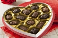 Heart Healthy Valentine's Dark Chocolate Clusters