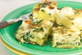 Kale and Sweet Potato Frittata