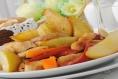 Light and Sweet Chicken Salad