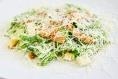 One Skillet Chicken Caesar Salad