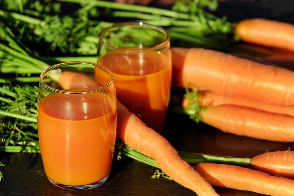 Carrot Juice:  Fad or Fab?