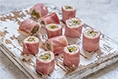 Packed with Protein and Flavor: Ham Roll Up Ideas for Bariatric Patients