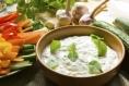 Quick Lemon Garlic Bean Dip