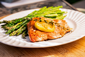 ish, Including Salmon, Can Be Well Tolerated After Bariatric Surgery