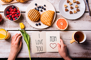 Make It a Healthy and Happy Mother's Day