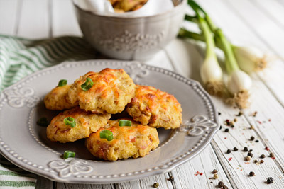 Low Carb Ham and Cheese Rolls: Perfect for a Bariatric Breakfast or For Diabetics