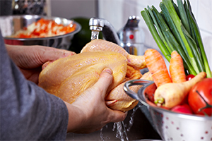 Should You Wash Chicken Before Cooking It?