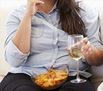 Overweight or obesity worsens liver-damaging effects of alcohol