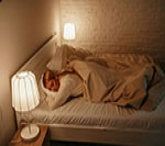 Sleeping with artificial light at night associated with weight gain in women